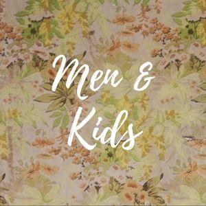 Men's & Kids